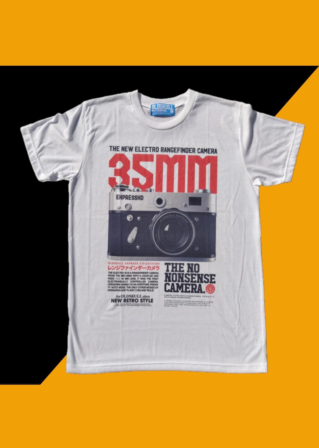 Tee shirt Oldskull 35mm.